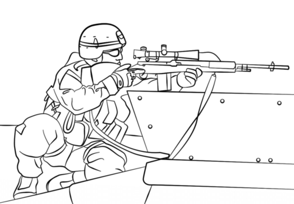 Kids Printable Army Coloring Pages   24cvjh8