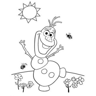 Online Frozen Coloring Pages 476869