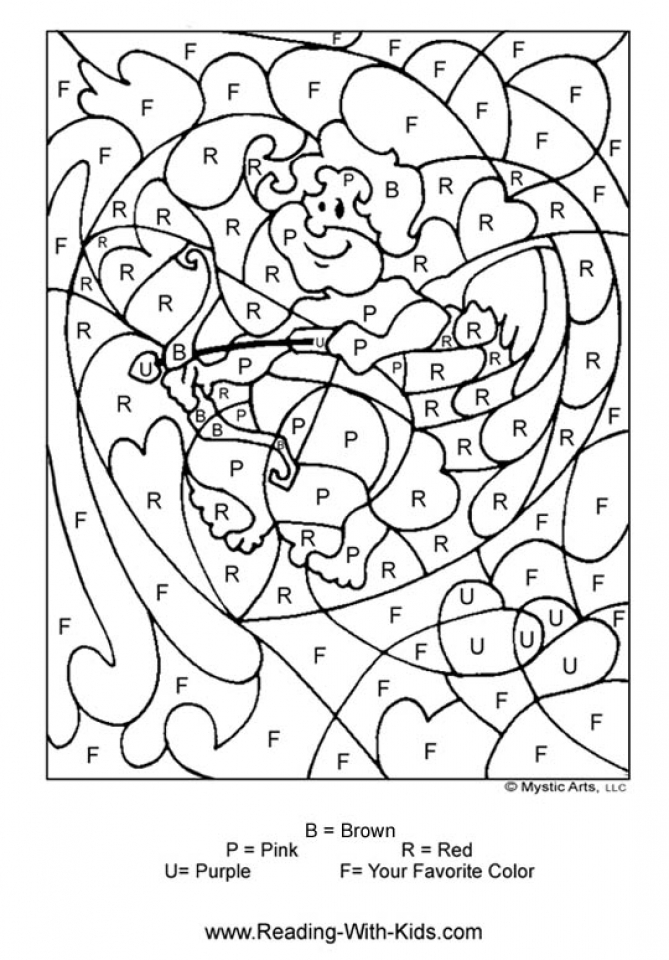 Get This Online Valentine Dot to Dot Coloring Pages 539BT