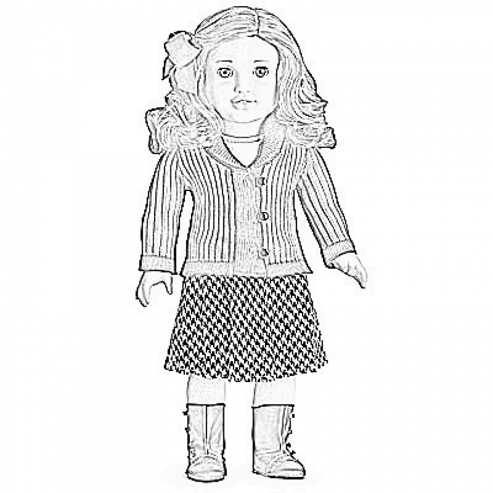 american girl coloring sheets Promotions