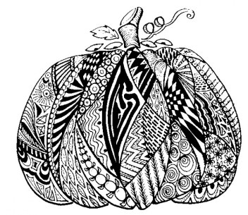 Printable Autumn Coloring Pages for Adults jk99nm