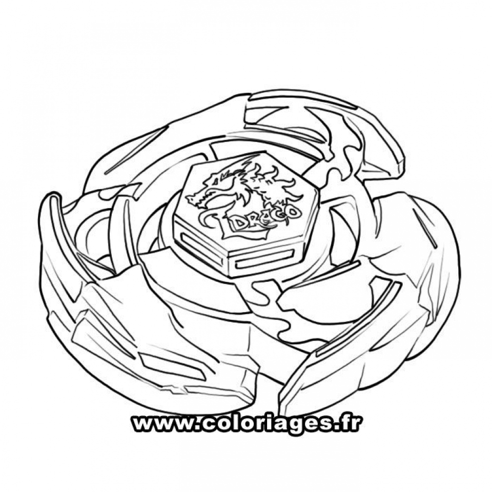 Printable Beyblade Coloring Pages   00467