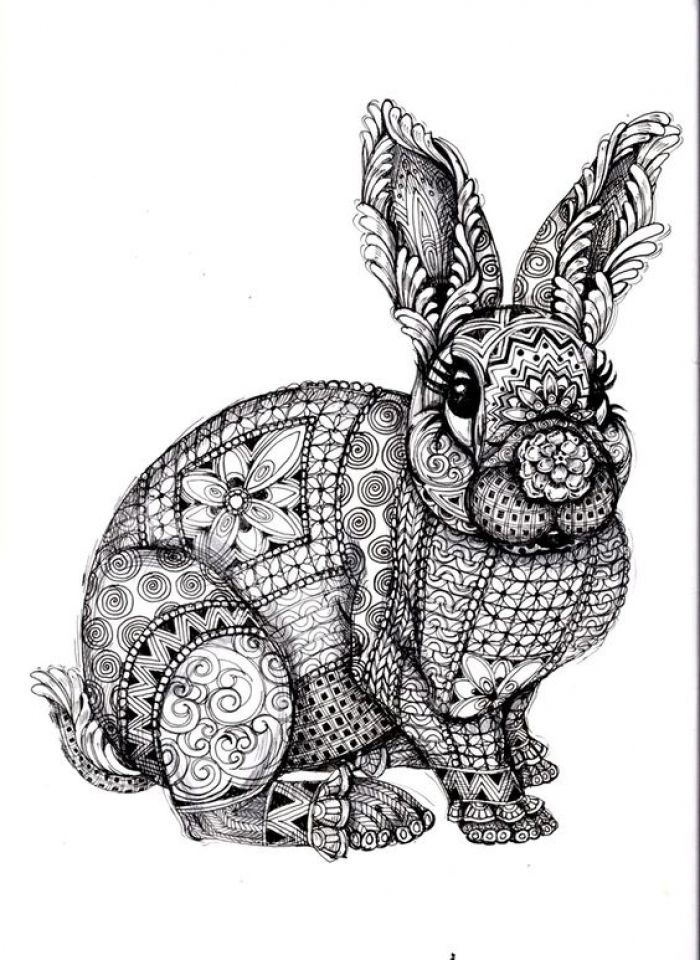 Get This Printable Difficult Animals Coloring Pages for ...