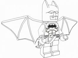 Free Printable Batman Coloring Pages DC Superhero 82901