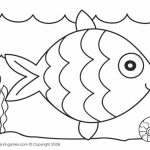 20+ Free Printable Rainbow Fish Coloring Pages
