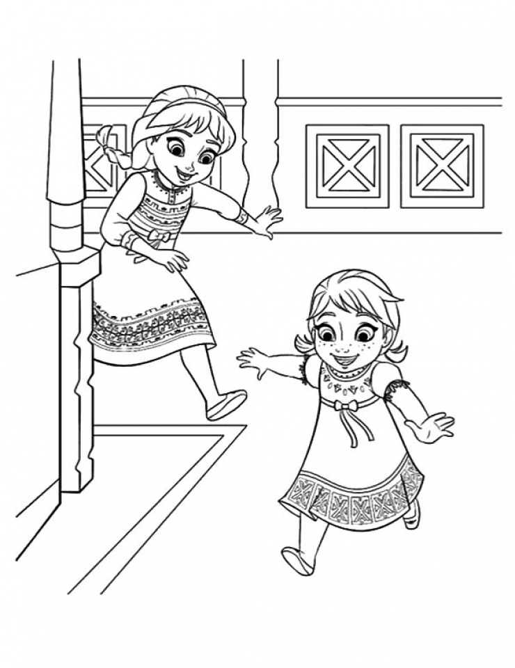 Get This Disney Frozen Princess Anna Coloring Pages Free To Print 21276 !