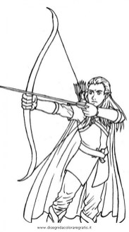 The Hobbit Coloring Pages Free to Print 3716