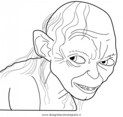The Hobbit Coloring Pages Free to Print 7861