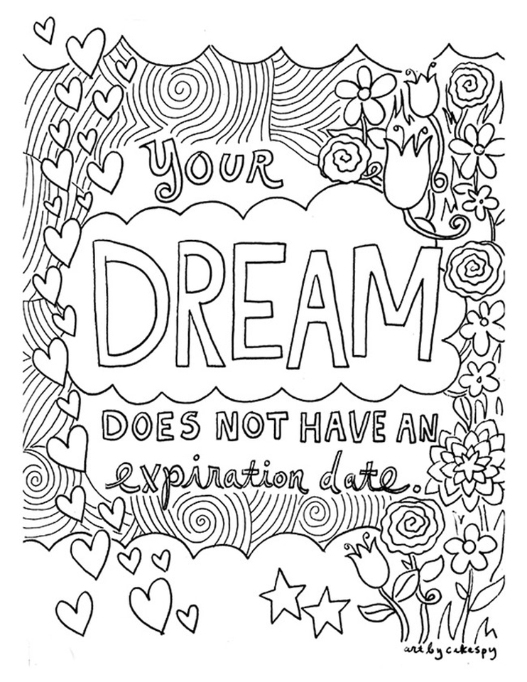 Free Summer Coloring Pages for Adults to Print - 77502