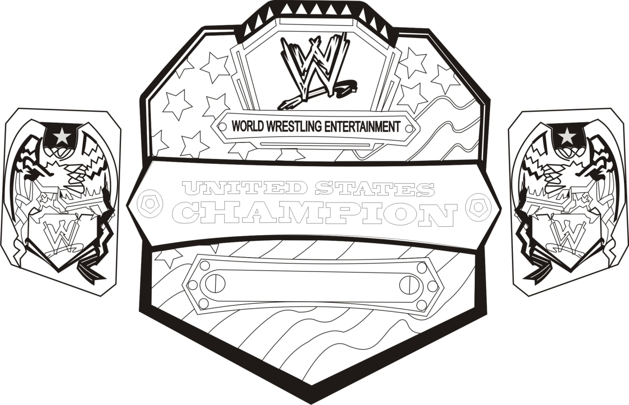 - 20+ Free Printable WWE Coloring Pages - EverFreeColoring.com