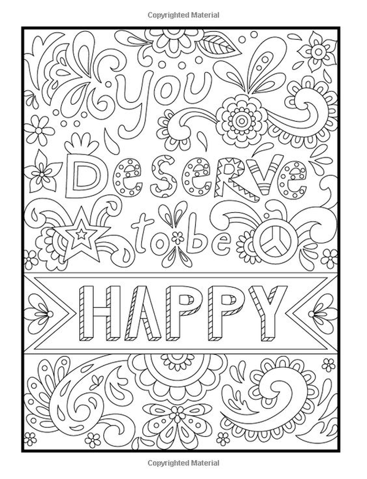 Summer Coloring Pages to Print Out for Adults - 31856