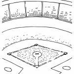 20+ Free Printable Baseball Coloring Pages