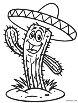 Cinco de Mayo Coloring Pages Free to Print 70257
