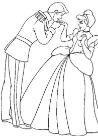 Cinderella Coloring Pages Free Printable 69960