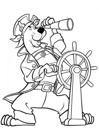 Coloring Pages for Scooby Doo 65731