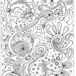 20+ Free Printable Difficult Coloring Pages