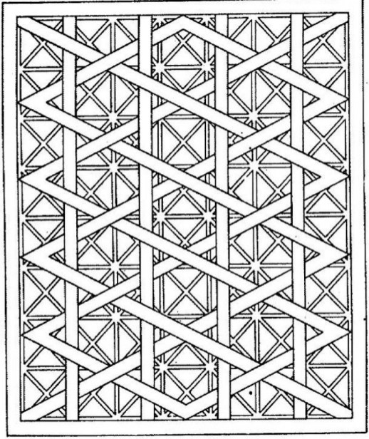 Free Geometric Coloring Pages to Print 36087