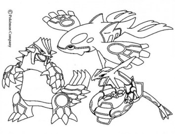 Free Pokemon Coloring Page 56726