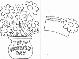 Free Printable Mothers Day Coloring Pages 03803