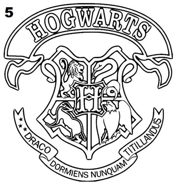 Get This Harry Potter Coloring Pages for Adults 27 !