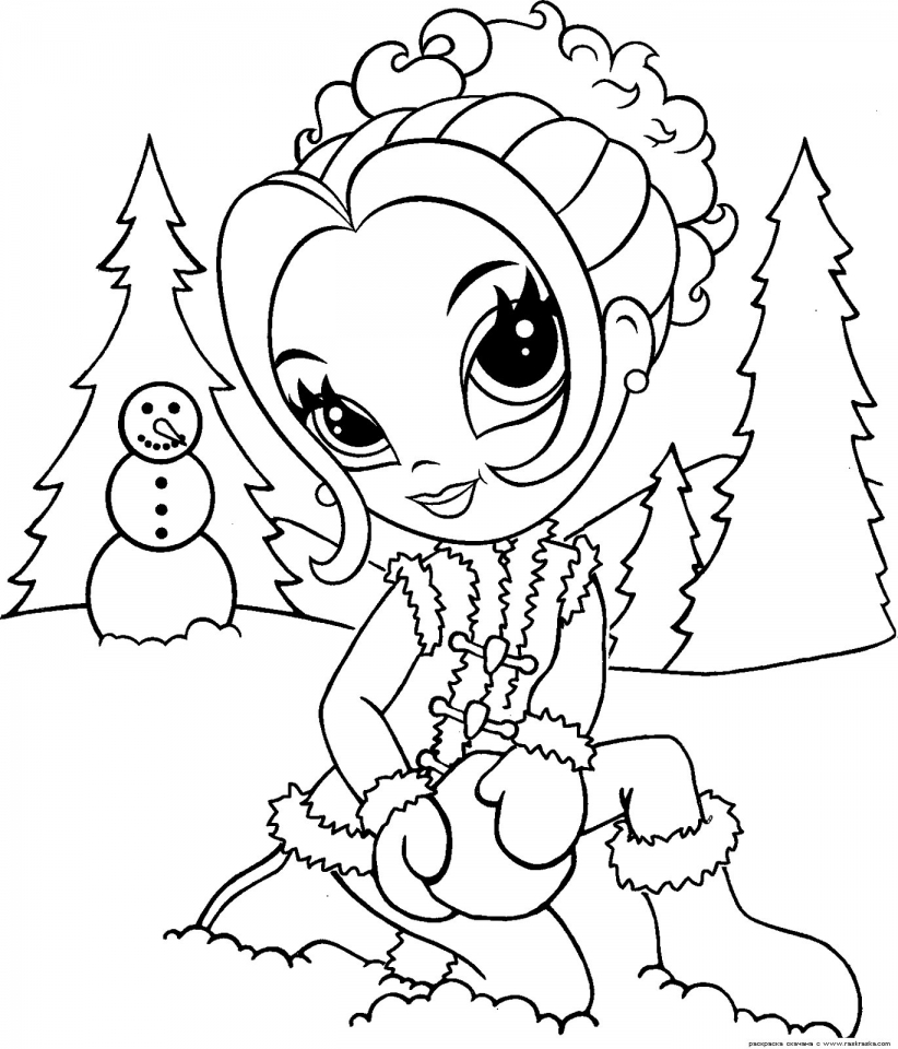 Lisa Frank Coloring Pages for Adults   43471
