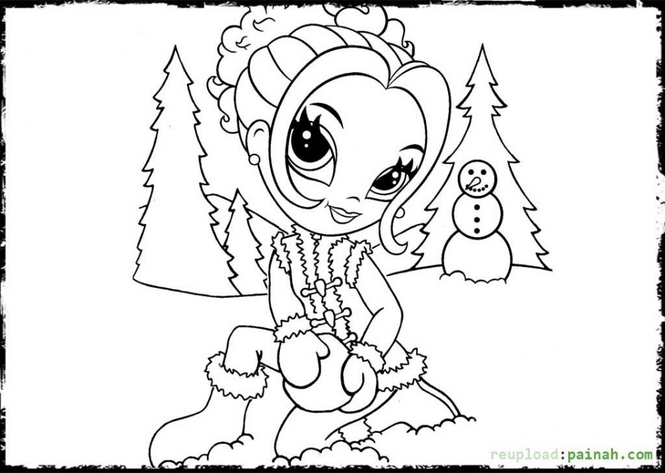 - 20+ Free Printable Lisa Frank Coloring Pages - EverFreeColoring.com