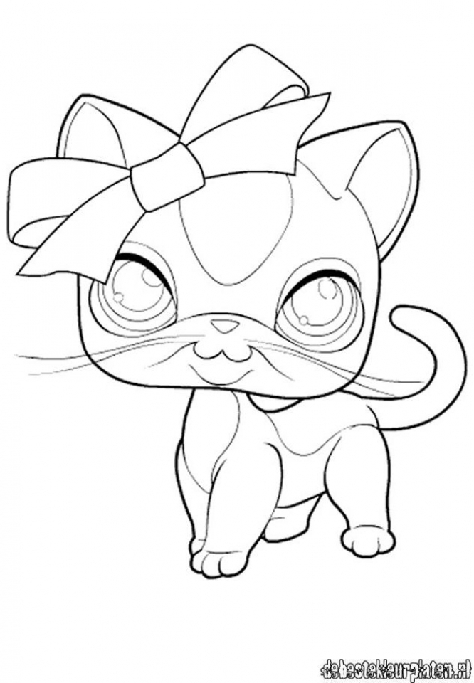 Get This Littlest Pet Shop Kids Printable Coloring Pages 32618