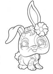 Littlest Pet Shop Kids Printable Coloring Pages 57201