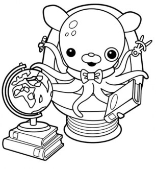 Octonauts Coloring Pages to Print Out 31466