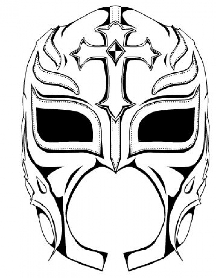 Online WWE Coloring Pages   68495