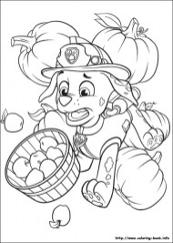 Paw Patrol Coloring Pages Free Printable 93651