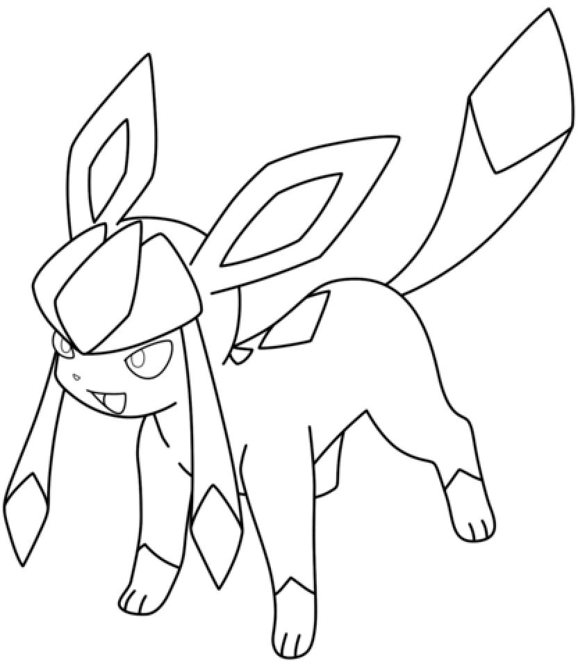 Pokemon Coloring Page Free Printable   62073