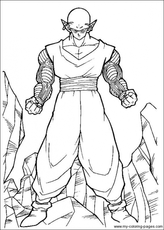 - Get This Printable Dragon Ball Z Coloring Pages Online 49159 !