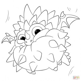 Skylander Coloring Pages for Boys and Girls 37821