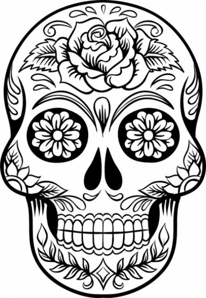 Calaveras | Sugar Skull | Day of the Dead | Halloween | Free ... | 960x664