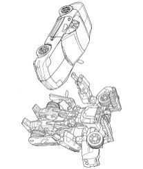 Transformers Coloring Pages for Boys 84612