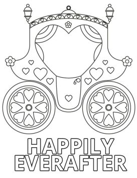 Wedding Coloring Pages Online - 74ni2