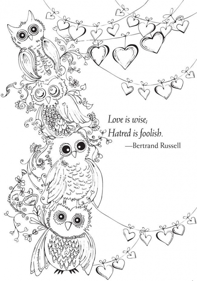 Get This Adults Printable Love Coloring Pages 7fh5m !