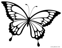 Get This Butterfly Coloring Pages Printable 71950