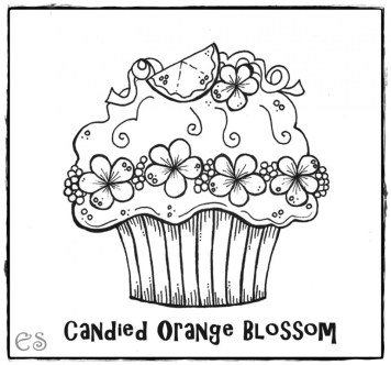 Cupcake Coloring Pages to Print 27698