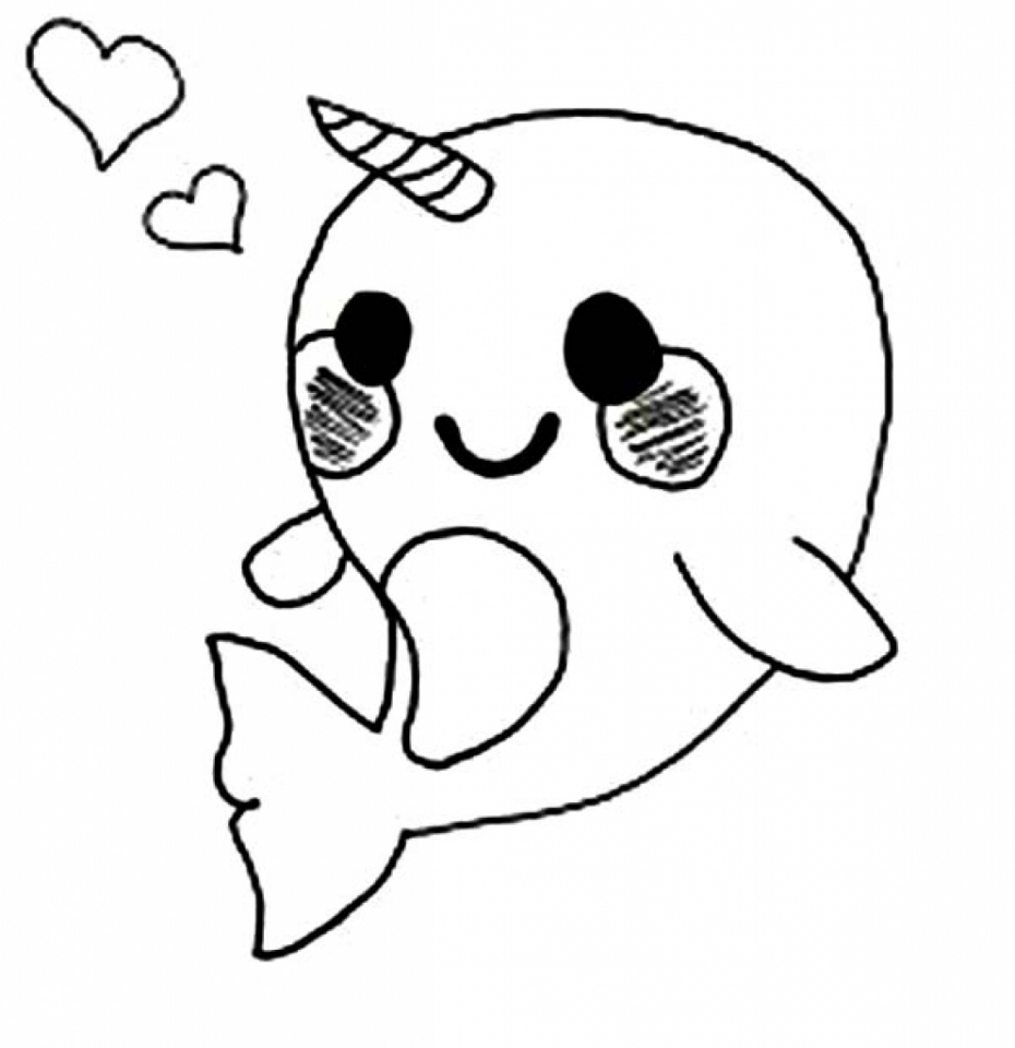 Cute Animal Coloring Pages Printable   au4l1