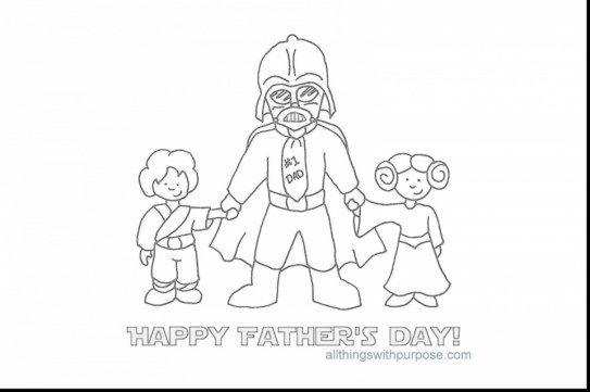 Father's Day Card Coloring Pages 7ahr0