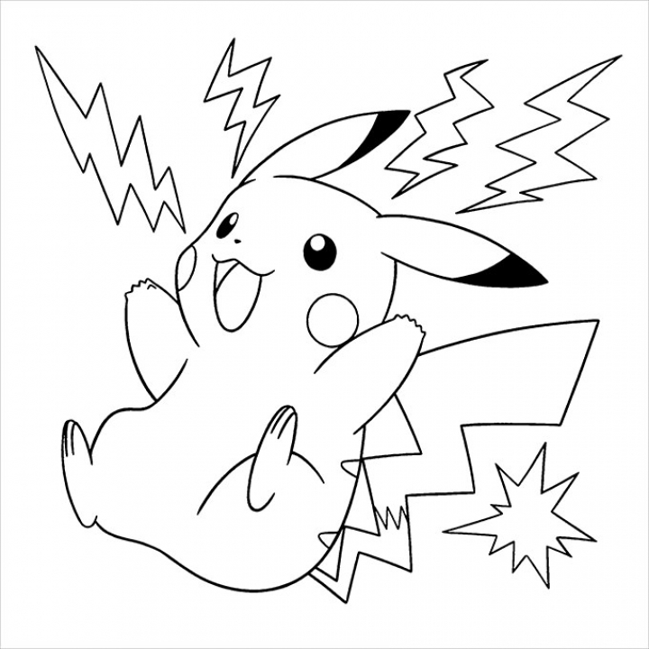 Pikachu Coloring Pages Printable   hafd62
