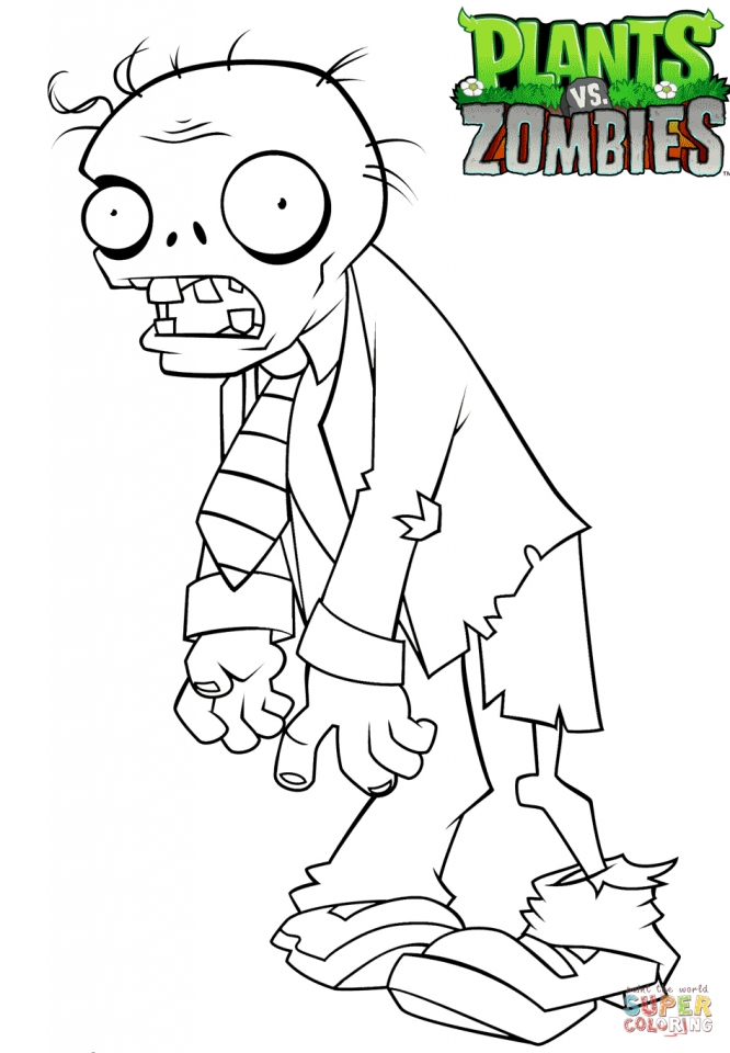 - Get This Plants Vs. Zombies Coloring Pages To Print 8571a !