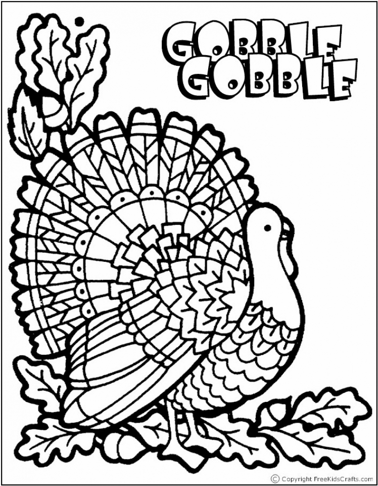 Thanksgiving Coloring Pages for Preschoolers   6afb7