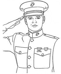 Get This Veteran's Day Coloring Pages to Print 7fbt0