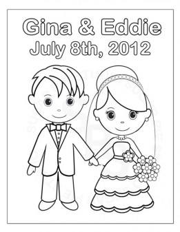 Wedding Coloring Pages to Print p5is6