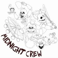 Five Nights at Freddys coloring pages uh74