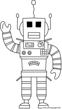 Roblox Coloring Pages Printable rbt6