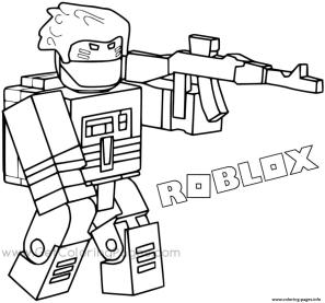 20+ Free Printable Roblox Coloring Pages ...